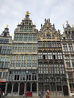 Antwerpens Architektur