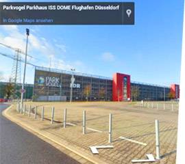 Virtual tour with Google Panoramic View