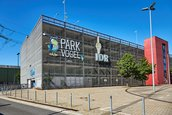 Foto:Parkeergarage ISS DOME